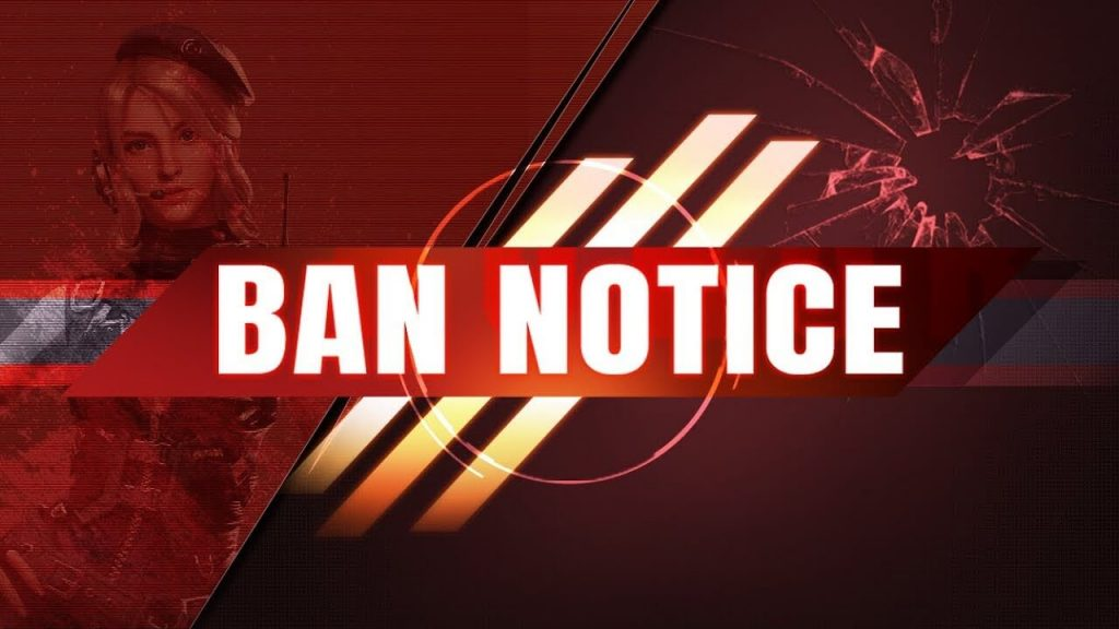 How To Appeal A Ban In Free Fire