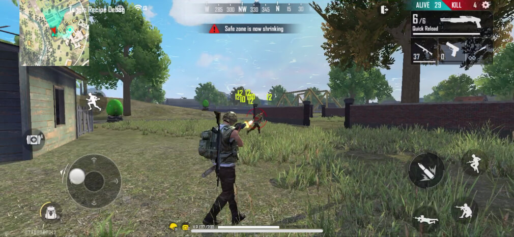 Free Fire Max Second Closed Beta Test Started Today