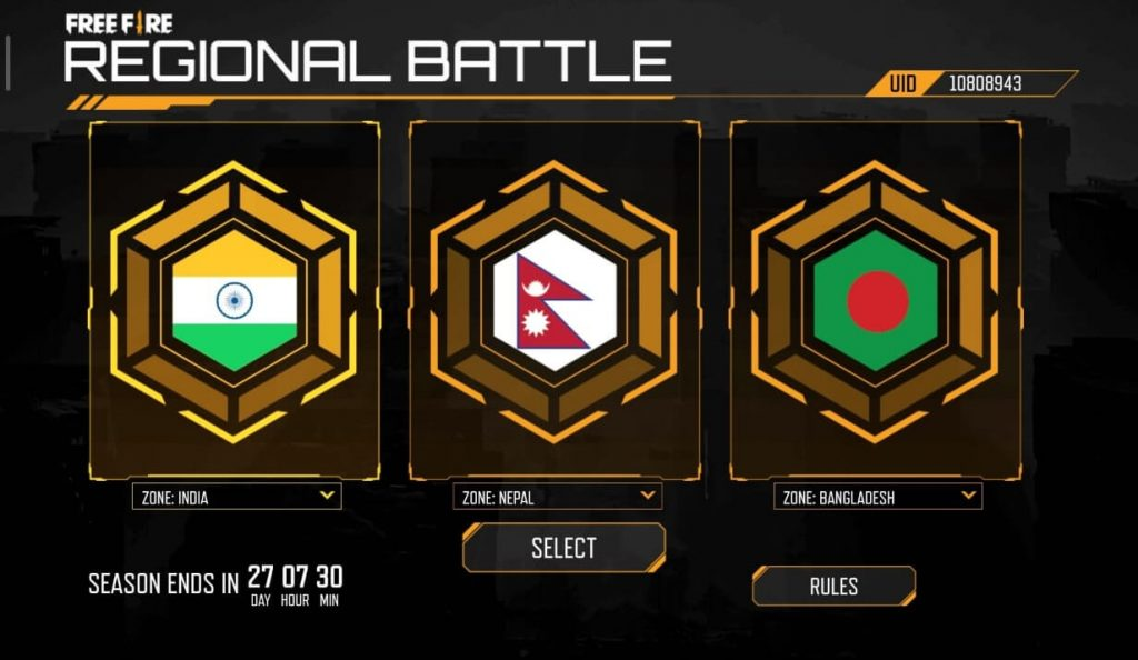 Free Fire Regional Battle Event: Here Is How To Complete