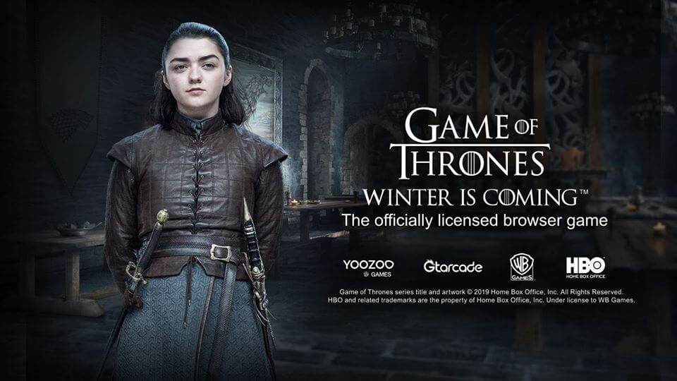 Pc Game 'GOT: Winter is Coming' Is Making its Way to Mobile