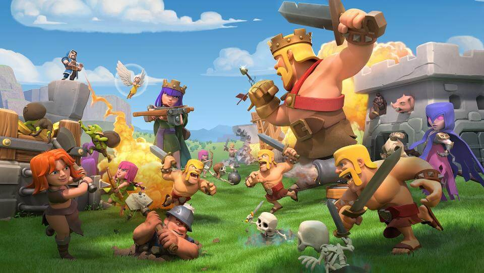 Is Clash of Clans (COC) A Chinese Game? Here Is Which Country Made COC