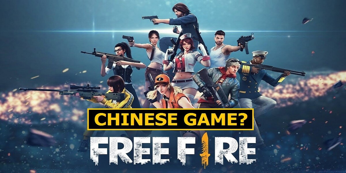 Is Free Fire A Chinese Game Here Is Which Country Made Free Fire Mobile Mode Gaming