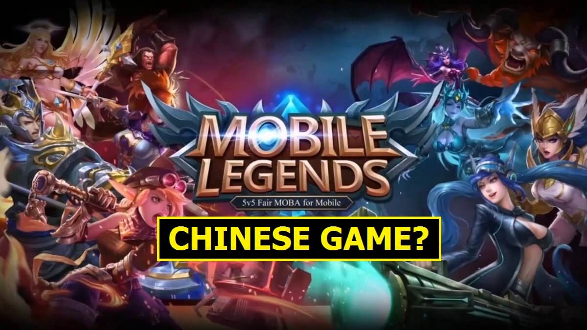 Is Mobile Legends A Chinese Game Here Is Which Country Made Mobile Legends Mobile Mode Gaming