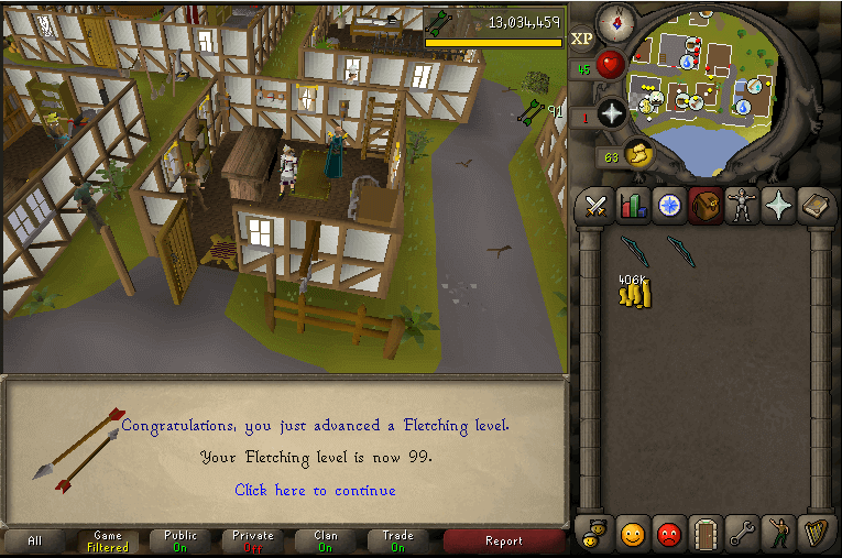 OSRS Mobile - Relaxing Tasks for You to Chill Out To