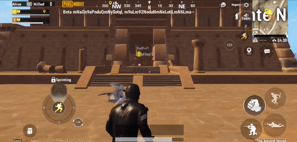 PUBG Mobile To Get A New Female Character 'Pharaoh Rise' in Season 14