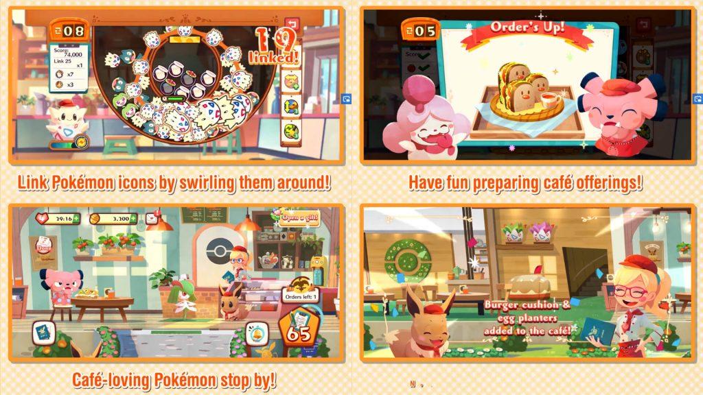 Pokémon Café Mix Release Date Revealed: Pre-Register Now