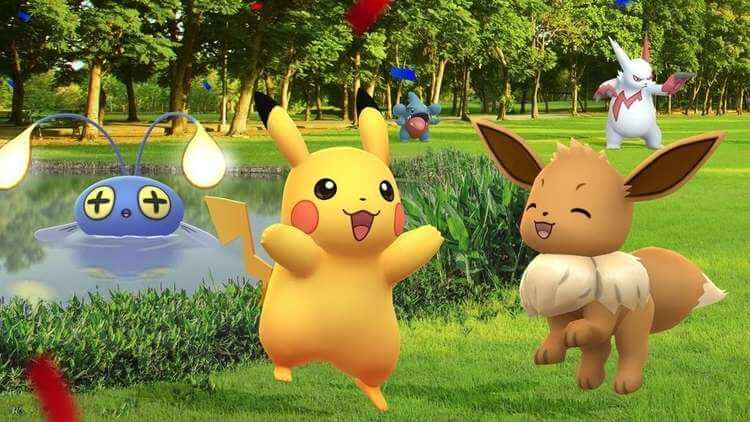Pokemon GO Fest 2020: Tickets Are On Sale For The Online Event