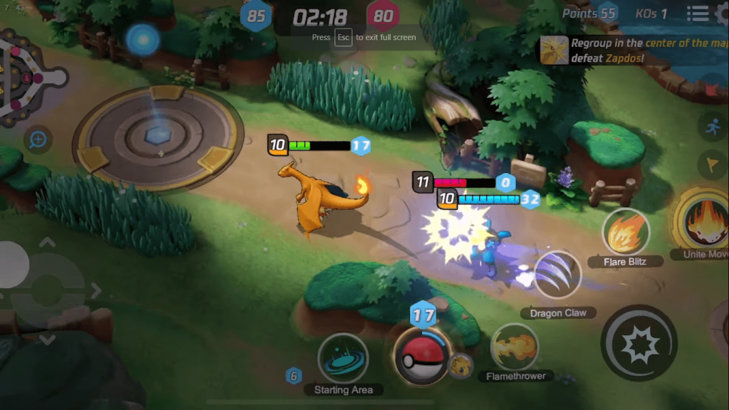 Pokémon Unite: Gameplay, Release Date, Pokémons And More
