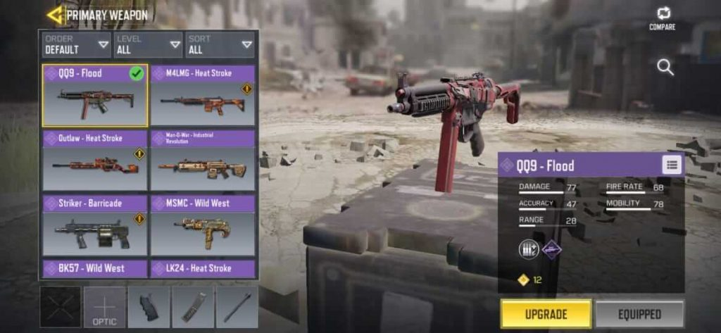 Call of Duty: Mobile QQ9 Weapon Guide And Tips