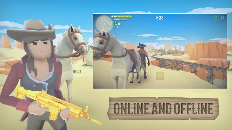 5 Best Offline Games Like PUBG Mobile