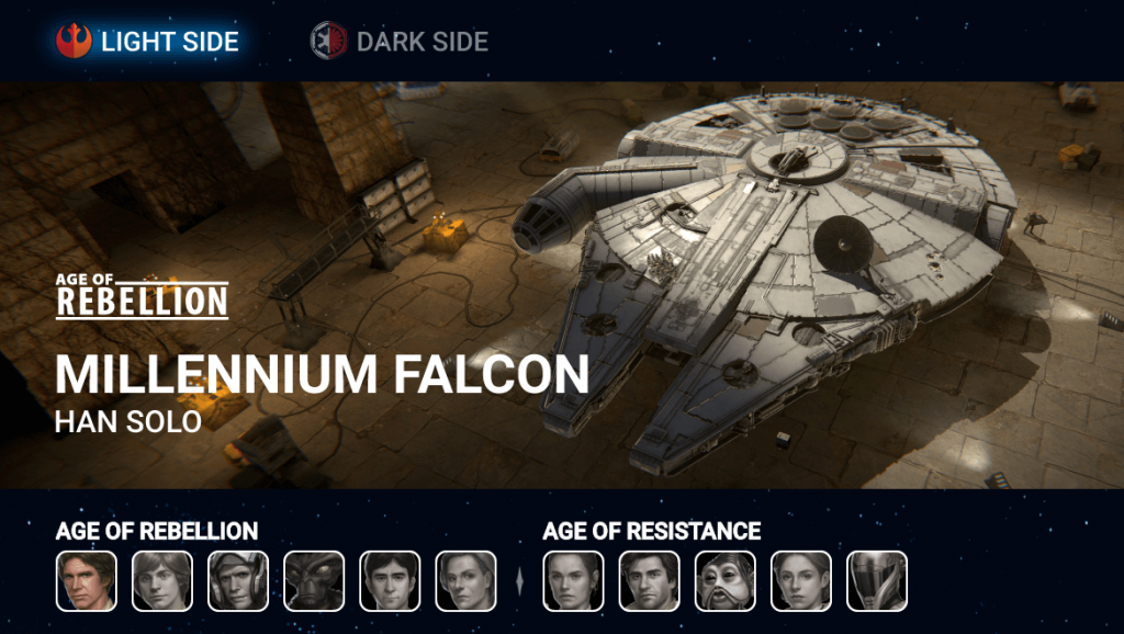Star Wars: Starfighter Missions Is Now Available For Pre-Registration In Asian Countries