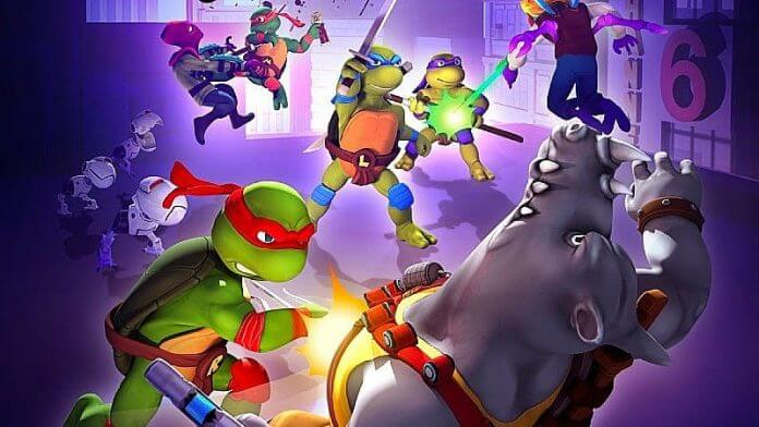 New Teenage Mutant Ninja Turtles Game To Release In September For Android And iOS