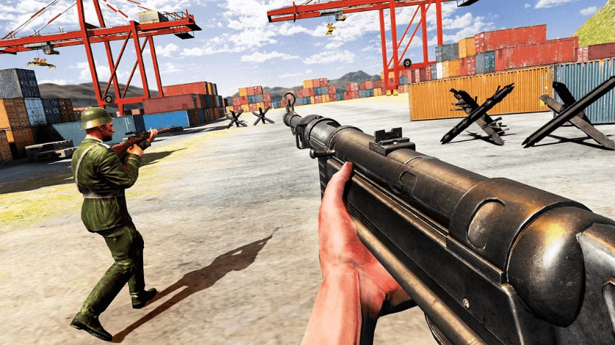 Top 5 Offline Games Like Free Fire For Android