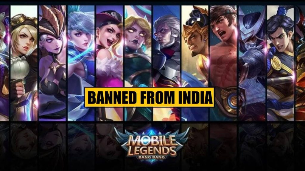 Mobile Legends and Clash of Kings Gets a Ban in India