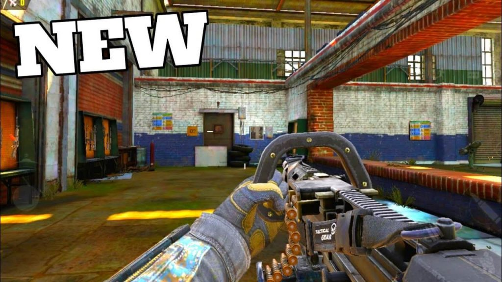 Call of Duty: Mobile Brand New Chopper LMG First Glance