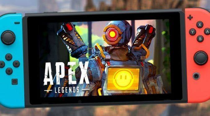 Apex Legends Announced To Release On Nintendo Switch This Fall