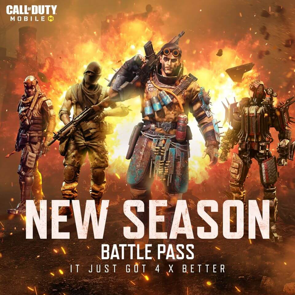Call of Duty Mobile Season 8 Official Patch Notes