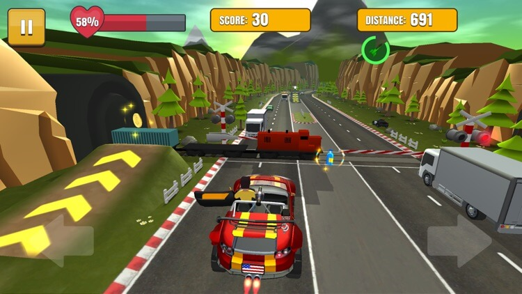 Faily Brakes 2: Flatout - A fun Endless Car Game Released