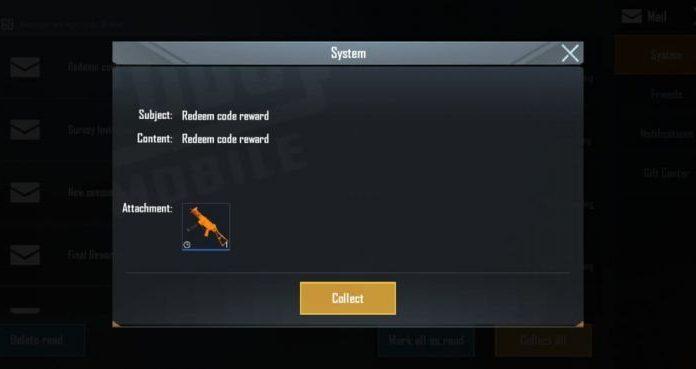 PUBG Mobile UMP-45 skin