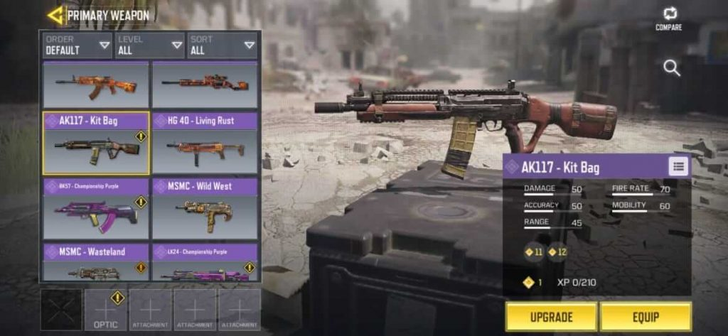 Call of Duty Mobile Season 9 Weapon Balance Changes