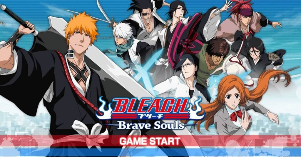 Bleach Brave Souls Released Globally For Android & iOS