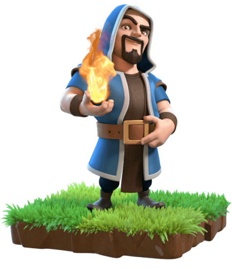 Clash of Clans: Wizard Troop Unit Strategic Guide, Tips & Tricks