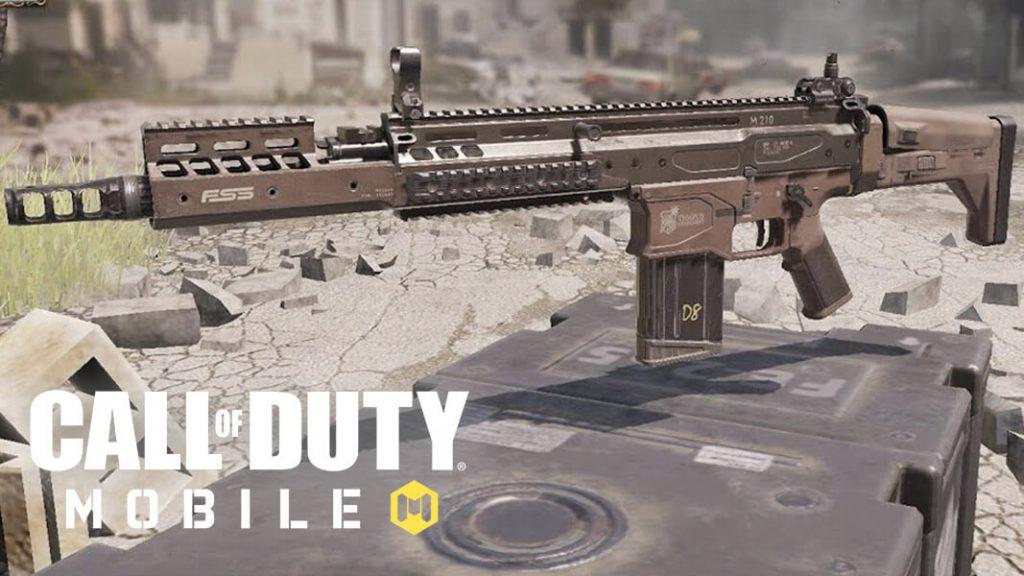Top 5 Guns In Call Of Duty: Mobile Season 8