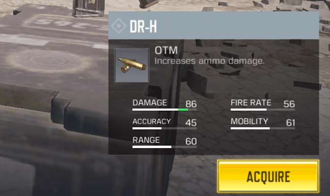 Call of Duty Mobile Season 8 To Bring A New Gun 'DR-H'