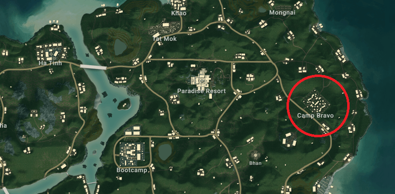PUBG Mobile Sanhok Map: Best Loot Locations