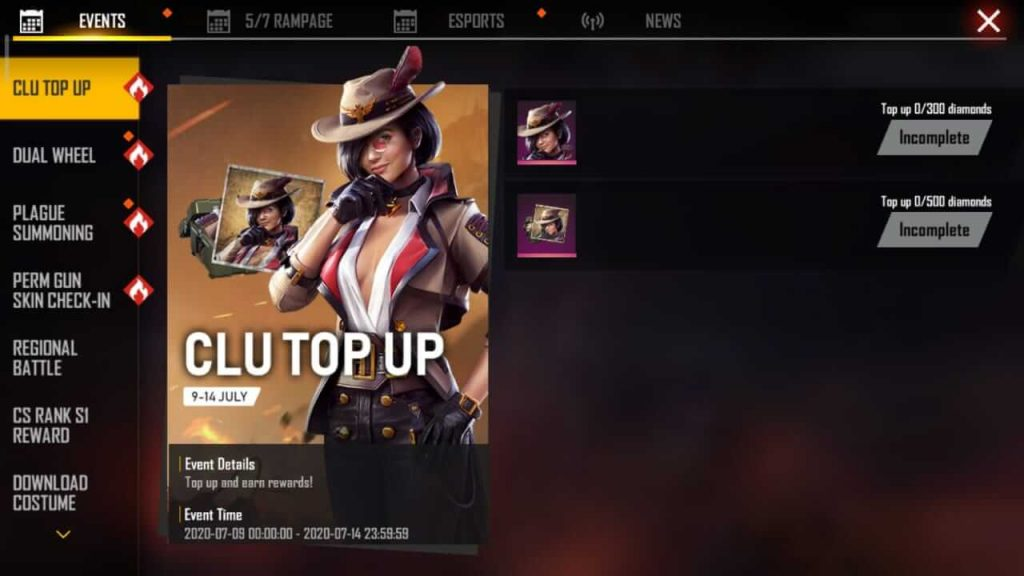 How To Get Free Clu Character & Detective Bundle In Free Fire