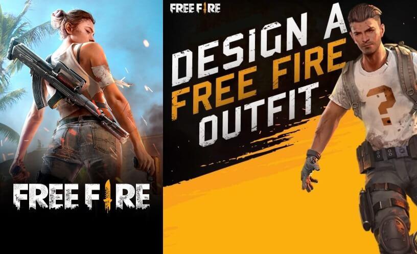 Free Fire Costume Design Contest Details