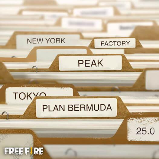 Free Fire Plan Bermuda (Secret Plan) Revealed