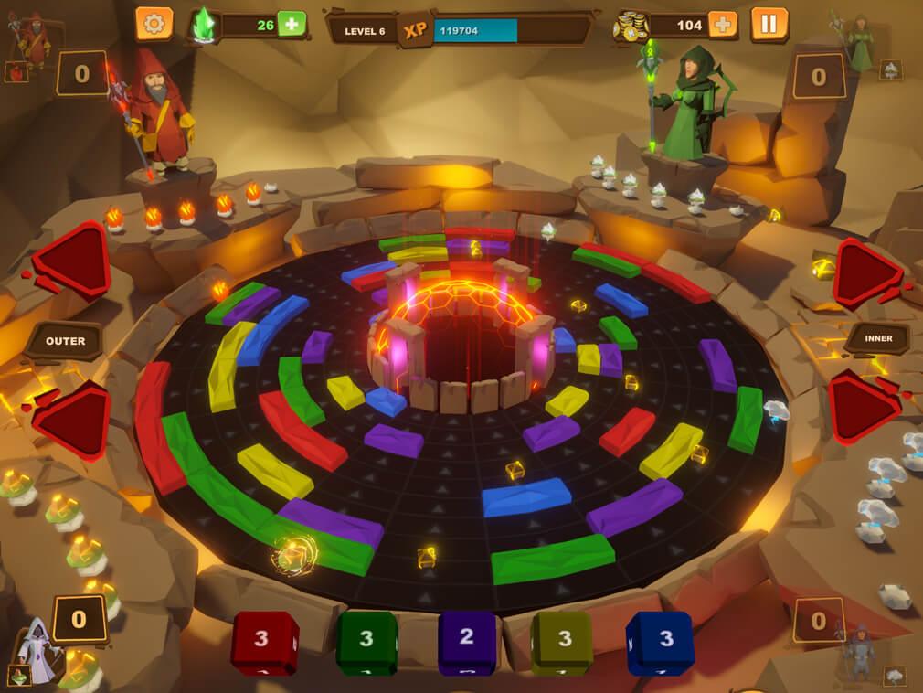 Mandala - The Game of Life