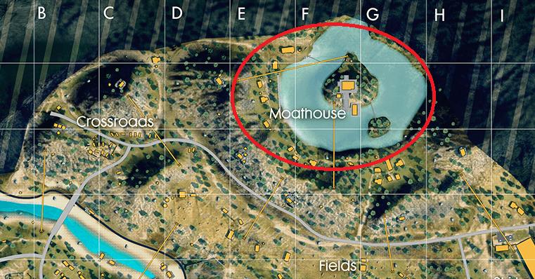 Free Fire Purgatory Map: Best Loot Locations