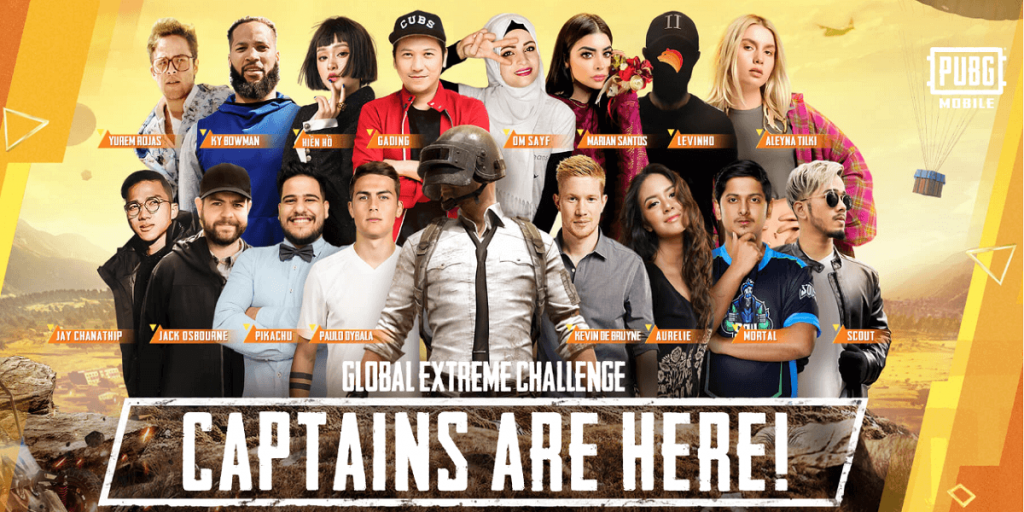 PUBG Mobile Global Extreme Challenge Event: Chahal To Be Live On Extreme Challenge Event