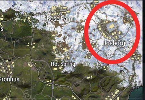 PUBG Mobile Livik Map: Best Loot Locations