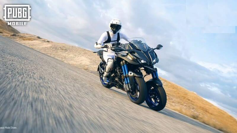 PUBG Mobile And Yamaha Collaboration Will Feature Exclusive Skins