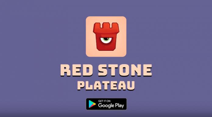 Red Stone Plateau