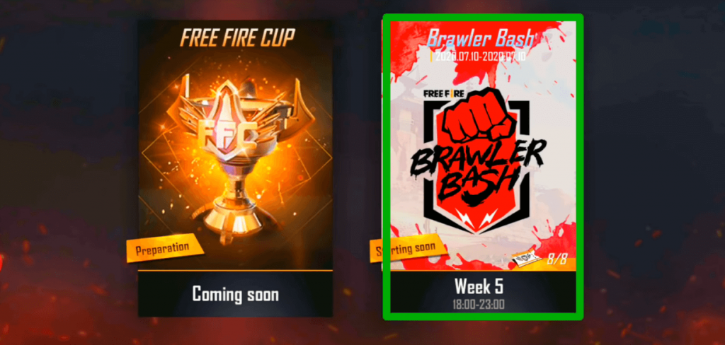 How To Register For Free Fire Brawler Bash Tournament