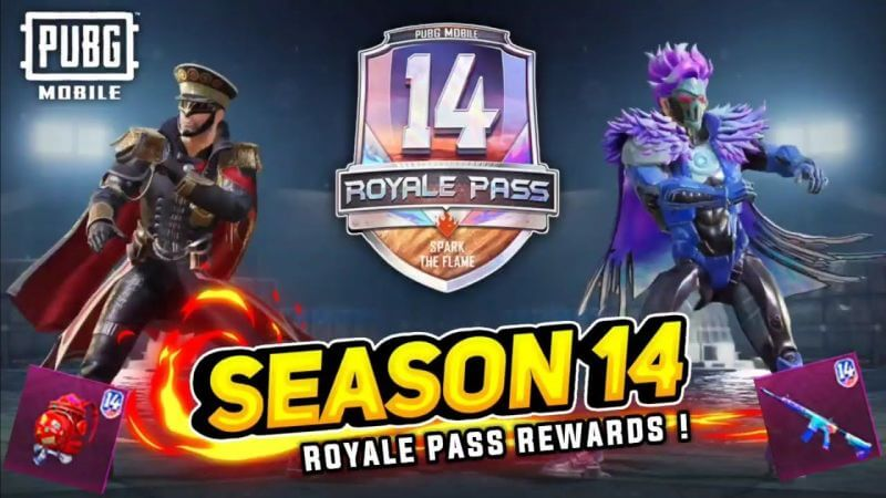PUBG Season 14 Royale Pass