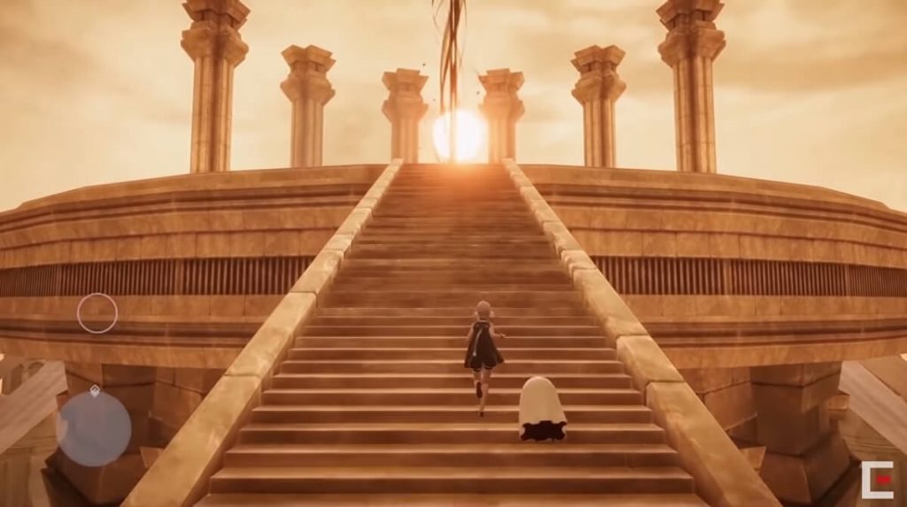 NieR Re[in]carnation: Closed Beta Test Announced