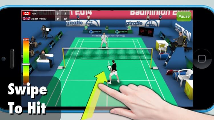 Badminton 3D Champion: Best Game To Play Badminton on Mobile