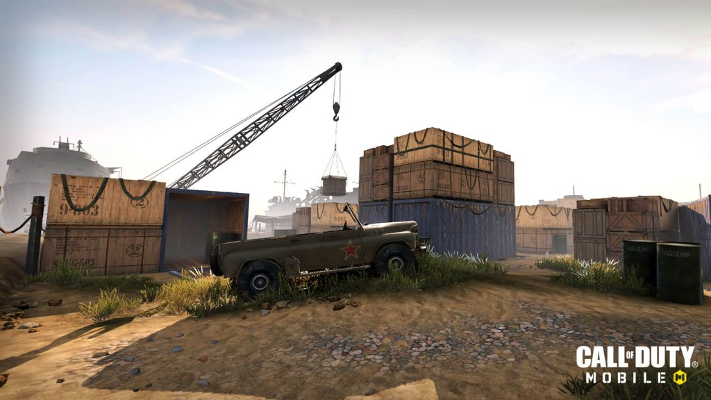 COD Mobile: The All New Shipment 1944 Map Details And Tips & Tricks