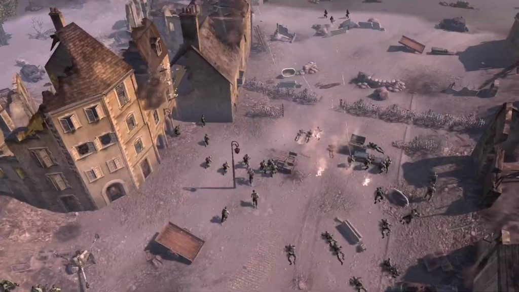 Company of Heroes Announced To Release On Android and iPhone on 10 September