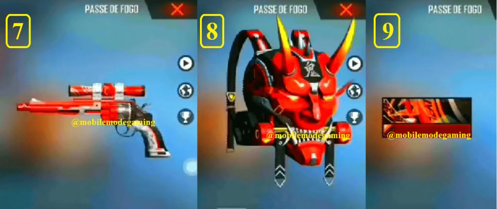 Free Fire Next Elite Pass Season 28 (September 2020) - Items & Rewards