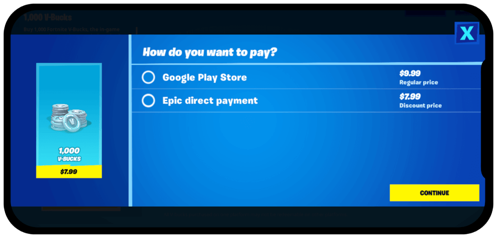 Why is Fortnite Banned From Google Play Store And iOS App Store?