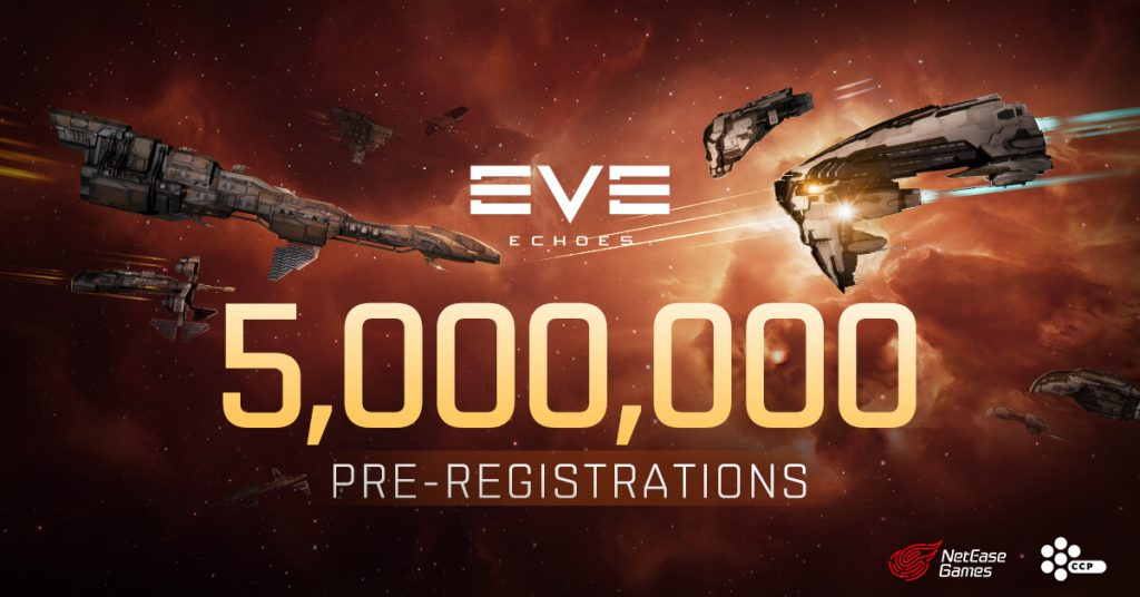 Eve Echoes Arrives On Mobile, Download Now!
