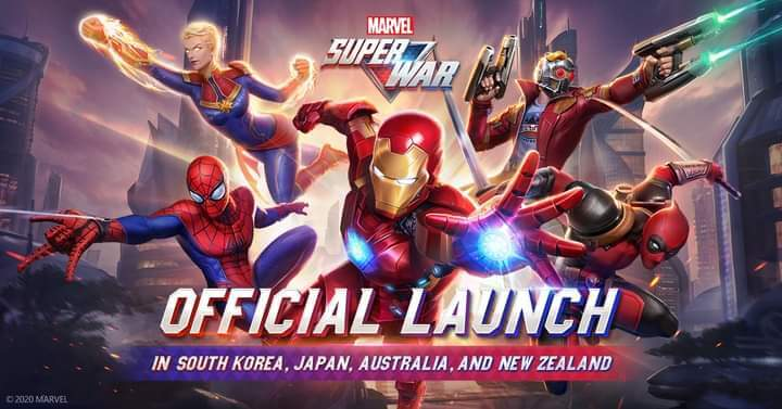 Marvel Super War Will Expand To 4 More Countries By August End