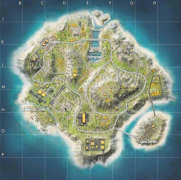 Free Fire: All Maps Guide And Tips & Tricks