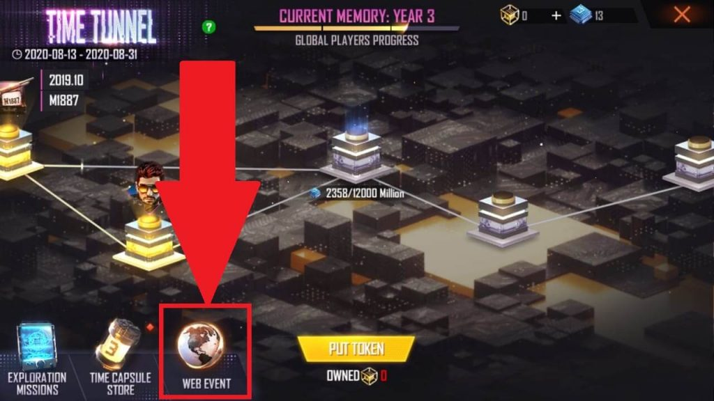 Free Fire 3rd Anniversary Web Event: How To Collect Unique Chips To Complete?